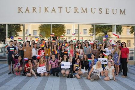 Krems an der Donau: Europäische Jugendbegegnung