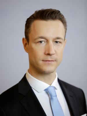 Gernot Blümel, Bundesminister für Finanzen
