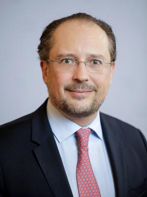 Alexander Schallenberg, Bundesminister für Europa, Integration und Äußeres