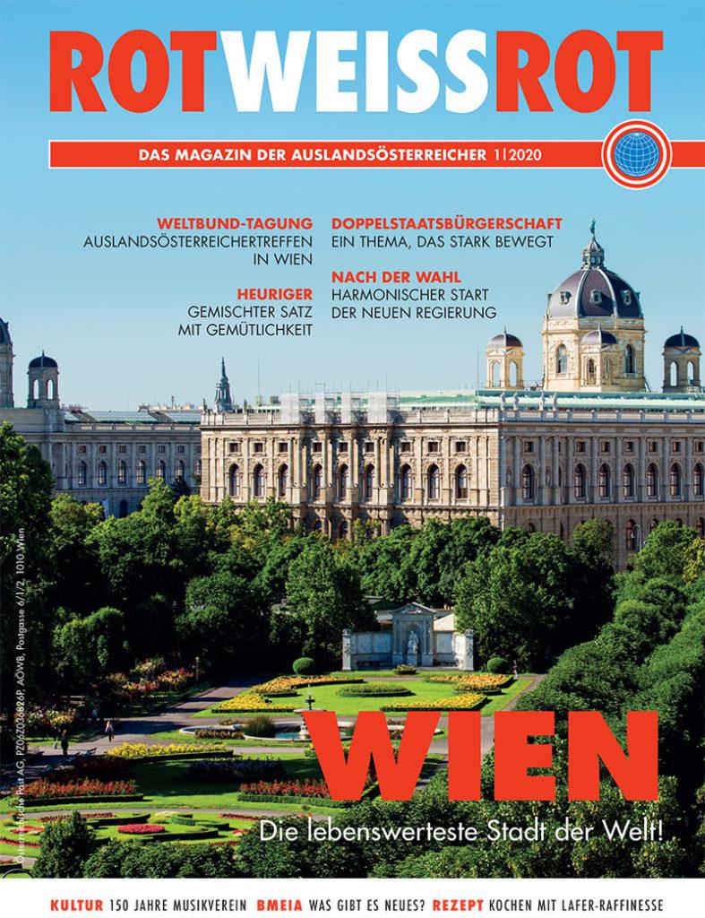 ROTWEISSROT Ausgabe 1/2020