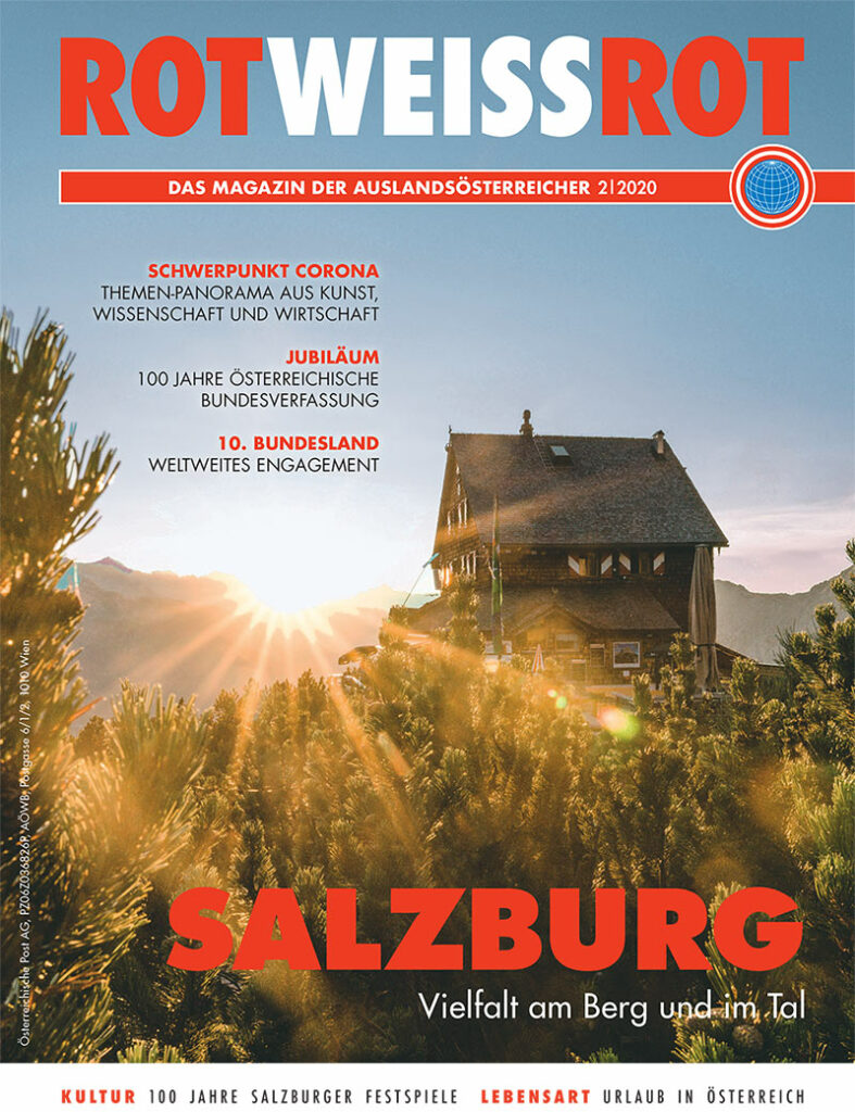 ROTWEISSROT Ausgabe 2/2020