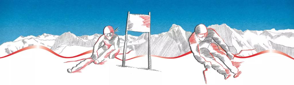 Saalbach-Hinterglemm wird  Austragungsort der Alpinen Ski-WM