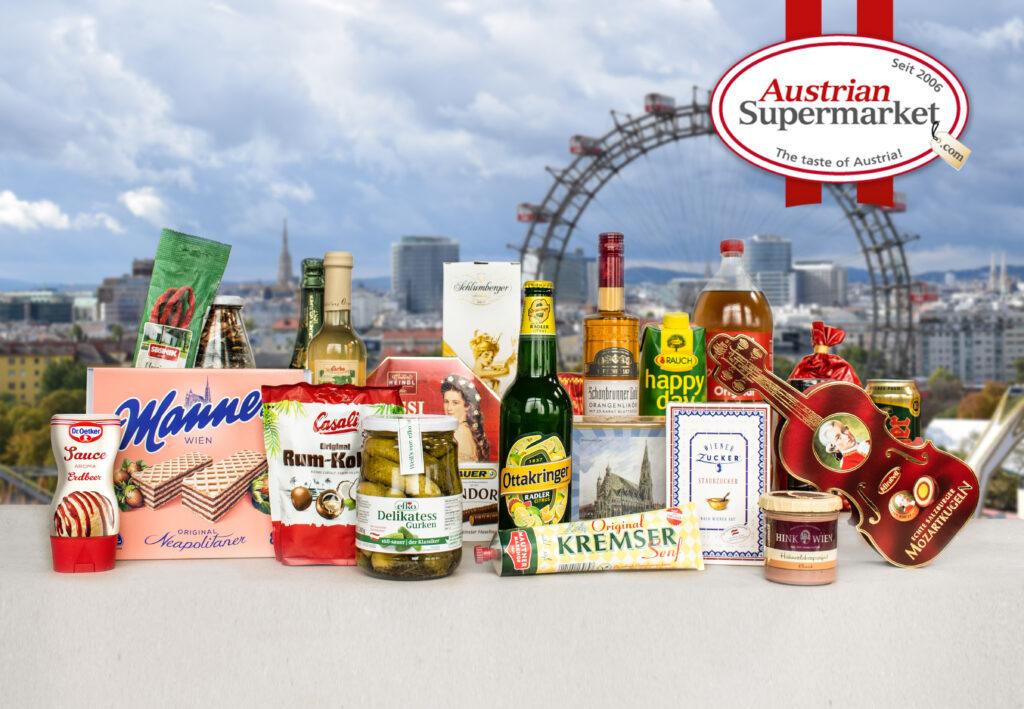 AustrianSupermarket.com  The taste of Austria!