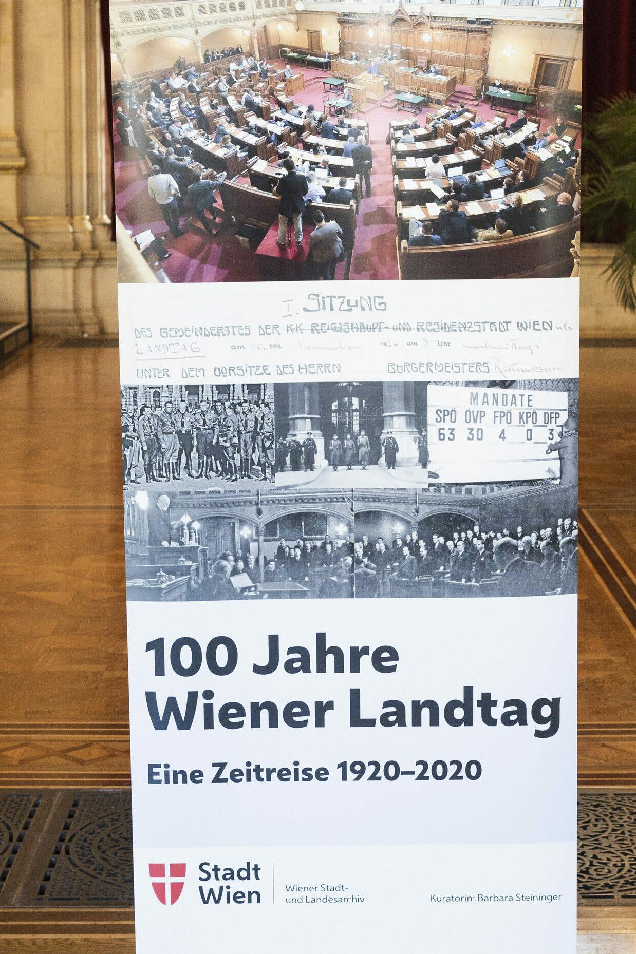 100 Jahre Bundesland Wien