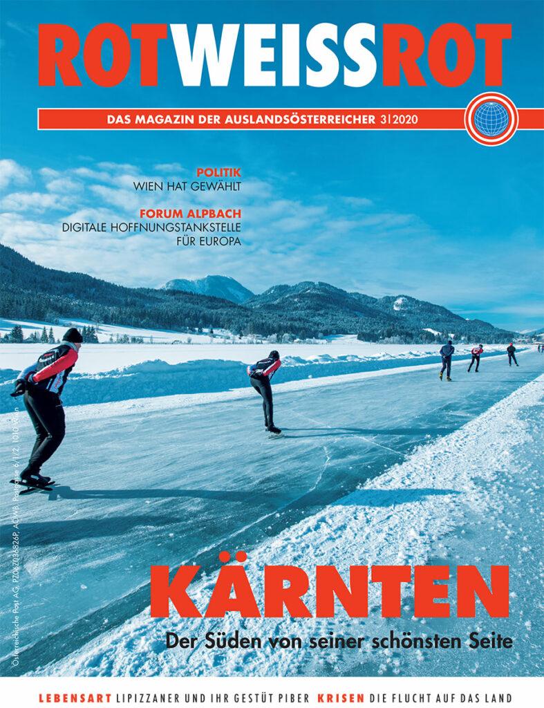 ROTWEISSROT Ausgabe 3/2020