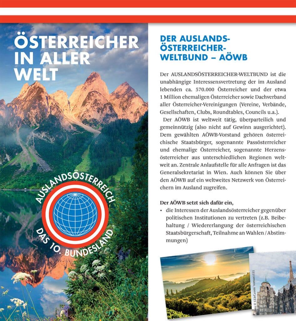 Weltbund Leistungen und Angebote (PDF)