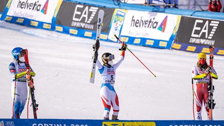 Alpine SKI WM Cortina d'Ampezzo
