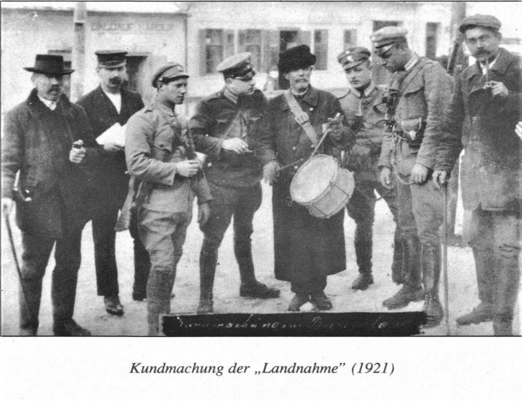 """Historische Zeitreise auf Burg Güssing setzt sich mit der Zeit von 1848 bis 1921 im """"Burgenland"""" auseinander"""