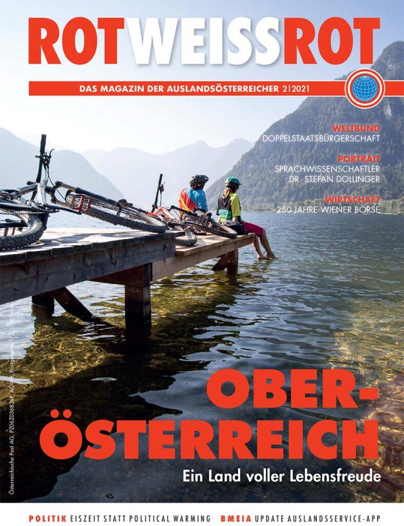 ROTWEISSROT Ausgabe 2/2021